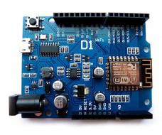 WeMos D1 WiFi - аналог Arduino с модулем ESP8266