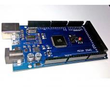 Плата Arduino Mega 2560 R3 - микроконтроллер ATmega2560, usb-ttl CH340