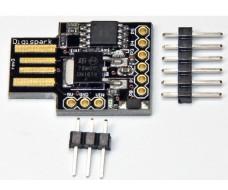 Микроконтроллер Digispark kickstarter Attiny85 - Arduino IDE