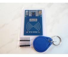 Модуль RFID-RC522 - считыватель карточек и брелоков
