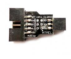 USBasp AVR ISP переходник для программатора 10pin на 6pin