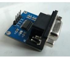 Адаптер RS-232 to TTL на MAX3232