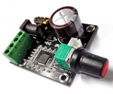 Усилитель D класса, на PAM8610 2.0 15W + 15W с регулировкой громкости