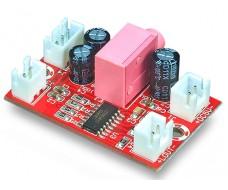 Усилитель, на LM4863 2 - 5V 3W + 3W с клеммами
