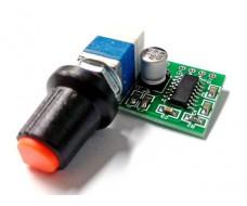 Усилитель D класса, на PAM8403 2.0 3W + 3W с регулировкой громкости