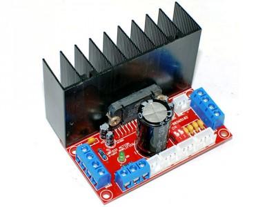 Усилитель AB класса, на TDA7388 4 x 41W, четыре канала по 41 Ватту