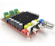 Усилитель D класса, на TDA7498 2.0 100W + 100W
