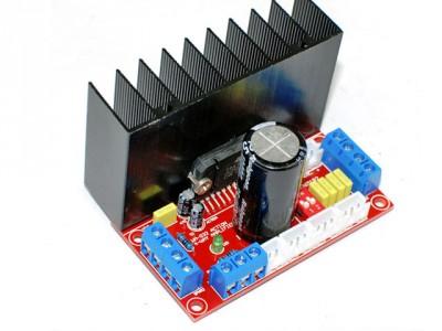 Усилитель AB класса, на TDA7850 4 x 50W, четыре канала по 50 Ватт