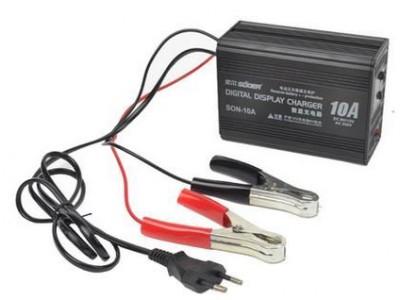 Зарядное устройство 6В / 12В, до 10А
