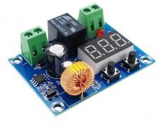 Модуль контроля заряда батареи, защита от переразряда 12 - 36 вольт