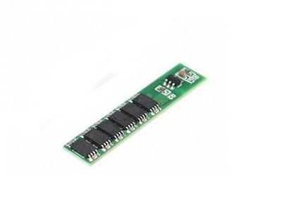 Контроллер управления и защиты Li-Ion аккумулятора 1S 3.7В 12A