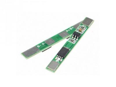 Контроллер управления и защиты Li-Ion аккумулятора 1S 3.6В 3A
