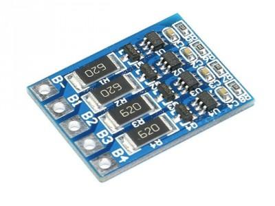 Балансир BMS HX-JH-001 Li-Ion аккумуляторных сборок 2S, 3S,4S