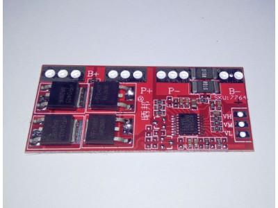 Контроллер заряда разряда 4-х Li-Ion 18650 14.8V 15A
