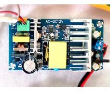 Импульсный блок питания AC-DC 220В на 12В 6А