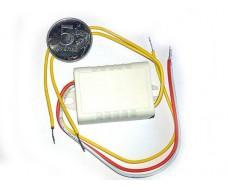 Миниатюрный блок питания AC-DC 220В - 12В до 450мА и 5В до 100мА