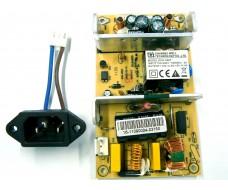 Универсальный блок питания для  монитора, выход 2 напряжения 12V и 5V