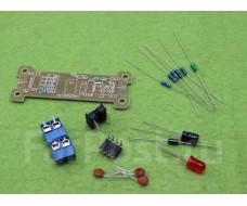 Радиоконструктор повышающий блок DC-DC с 5В до 12В маломощный 60мА