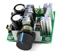 ШИМ (PWM) регулятор мощности или оборотов, DC 12-40В 10А