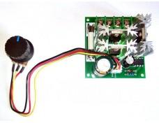 ШИМ (PWM) регулятор мощности или оборотов, DC 6 - 90В 15А