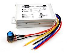 ШИМ (PWM) регулятор мощности или оборотов, DC 6 - 60В 10А, реверс