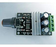 ШИМ (PWM) регулятор мощности или оборотов, DC 6 - 28V 3A
