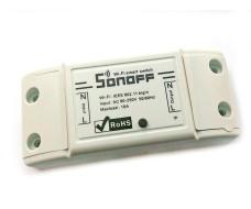 Sonoff - беспроводной WiFi выключатель / таймер.