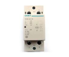 Модульный контактор Chint NCH8-63/20 63А