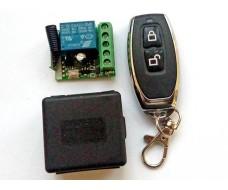 Исполнительное устройство c пультом 433Mhz, управление 12 вольт
