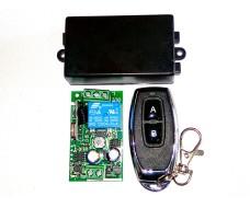 Исполнительное устройство c пультом 433MHz, управление 220В до 1500W