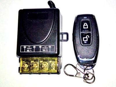 Исполнительное устройство c пультом 433MHz, управление 220В до 3000W