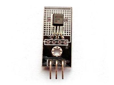 Температурный датчик LM-35D -55 +150°C Arduino, подходит к iMax B6,