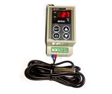 Цифровой программируемый терморегулятор Besful на дин рейку -45. +120С