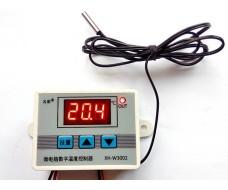 Цифровой программируемый терморегулятор в корпусе -50 +110С 220В (3к)