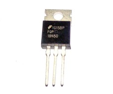 N канальный Mosfet транзистор FQP18N50 500В 18А