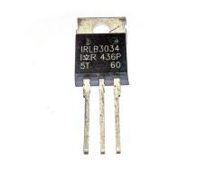 N канальный Mosfet транзистор IRLB3034 40В 343А