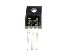 N канальный Mosfet транзистор STP6NK90Z 900В 5,8А