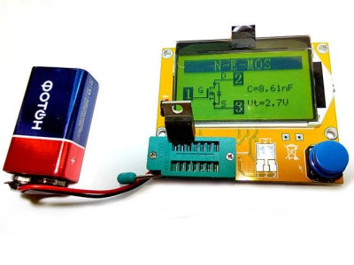 Тестер полупроводников LCR-T4